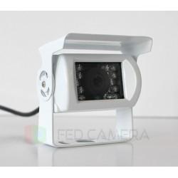Caméra de recul blanche