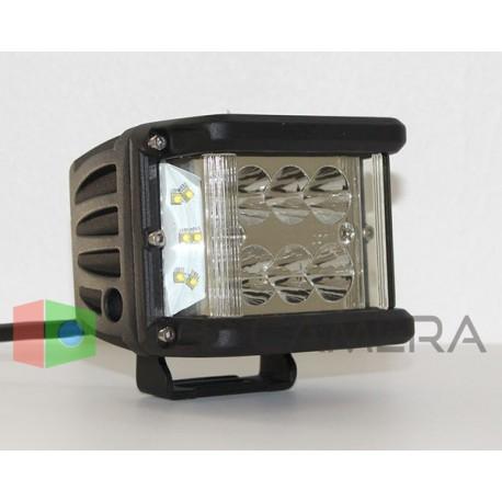 Phare de travail LED combiné